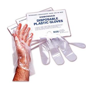 DG-10LC - Disposable Vinyl Gloves