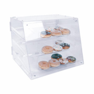 PLDC001-  PASTRY DISPLAY WITH 3 TRAY