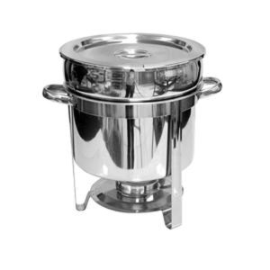 SLRCF8311-11 QT MARMITE CHAFER, STAINLESS STEEL