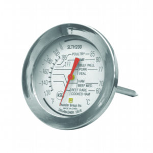 SLTH200- DIAL MEAT THERMO 120 TO 200 F
