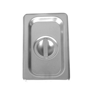STPA7140C-QUARTER SIZE SOLID COVER FOR STEAM PANS