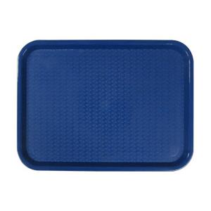 TFF-1418BU - Fast Food Trays-Blue